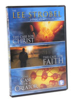 Lee Strobel Collection: The Case for Christ, The Case for Faith, The Case for Creation (3-DVD Set)