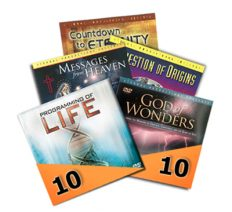 50 Disc Ministry Set